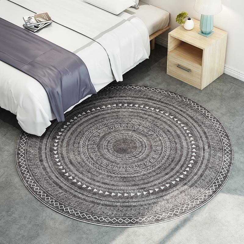 Round Carpet Round Carpets Round Rugs Kid Floor Mats