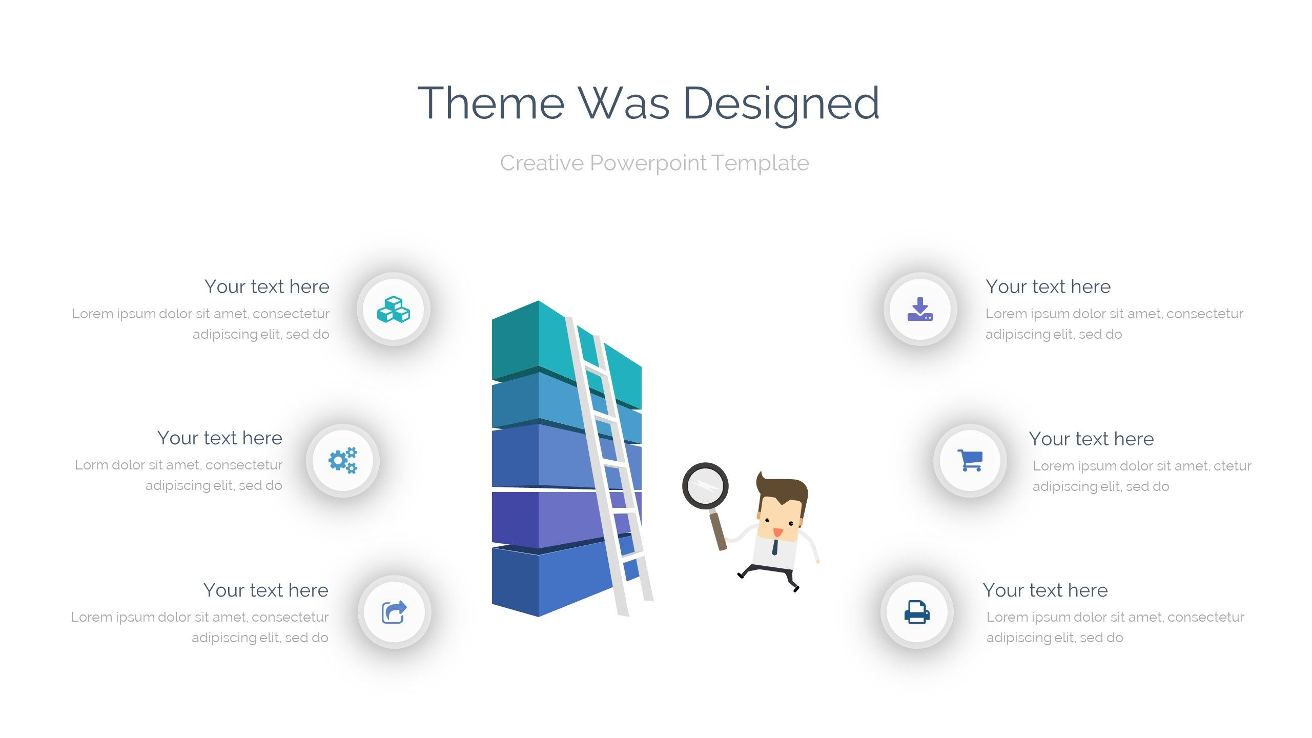 Case Study Pitch Deck Powerpoint Template Keynote Template