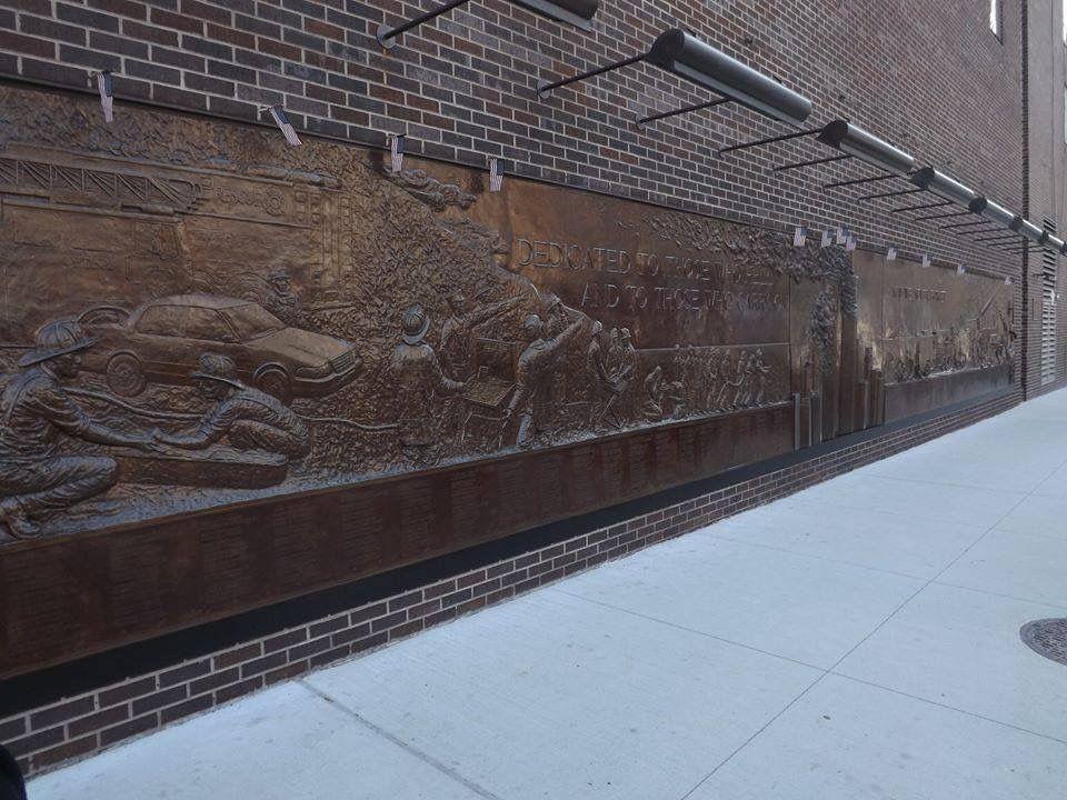 Mémorial du World Trade Center.