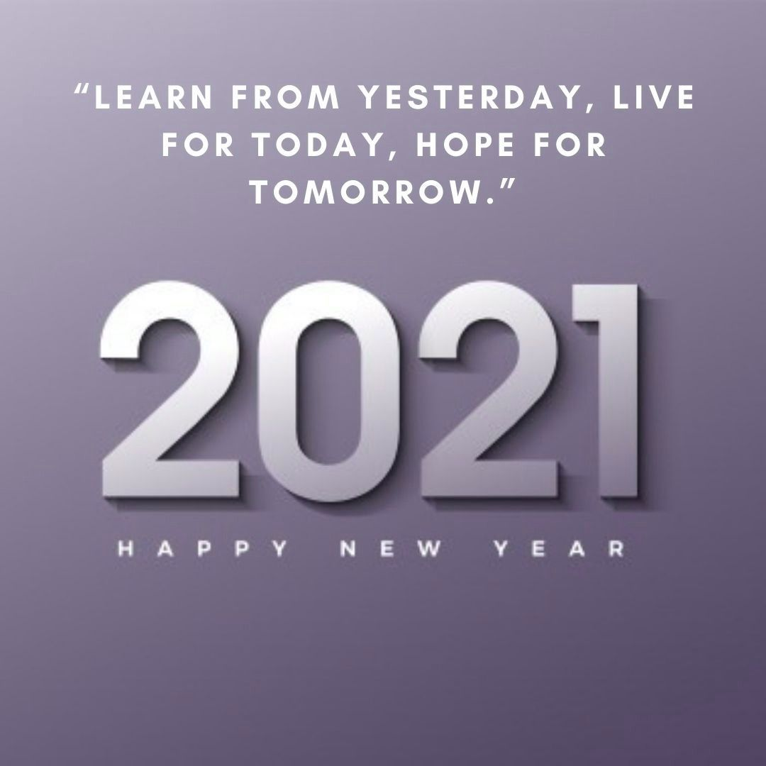 Positive New Year Wishes 2021 Greetings