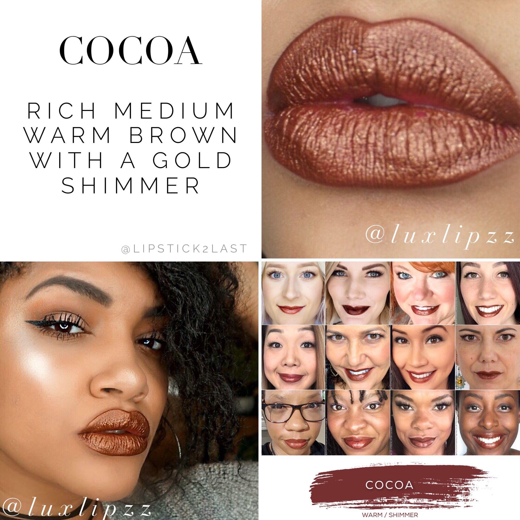 Cocoa skin tone