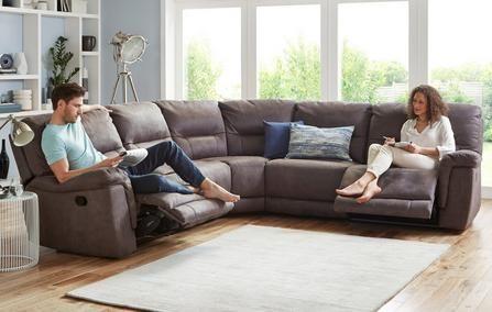 Super Esquire Option B 2 Corner 2 Manual Recliner Arizona Living Inzonedesignstudio Interior Chair Design Inzonedesignstudiocom