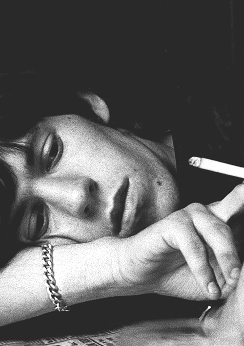 Keith Richards photographed by Terry O'Neill