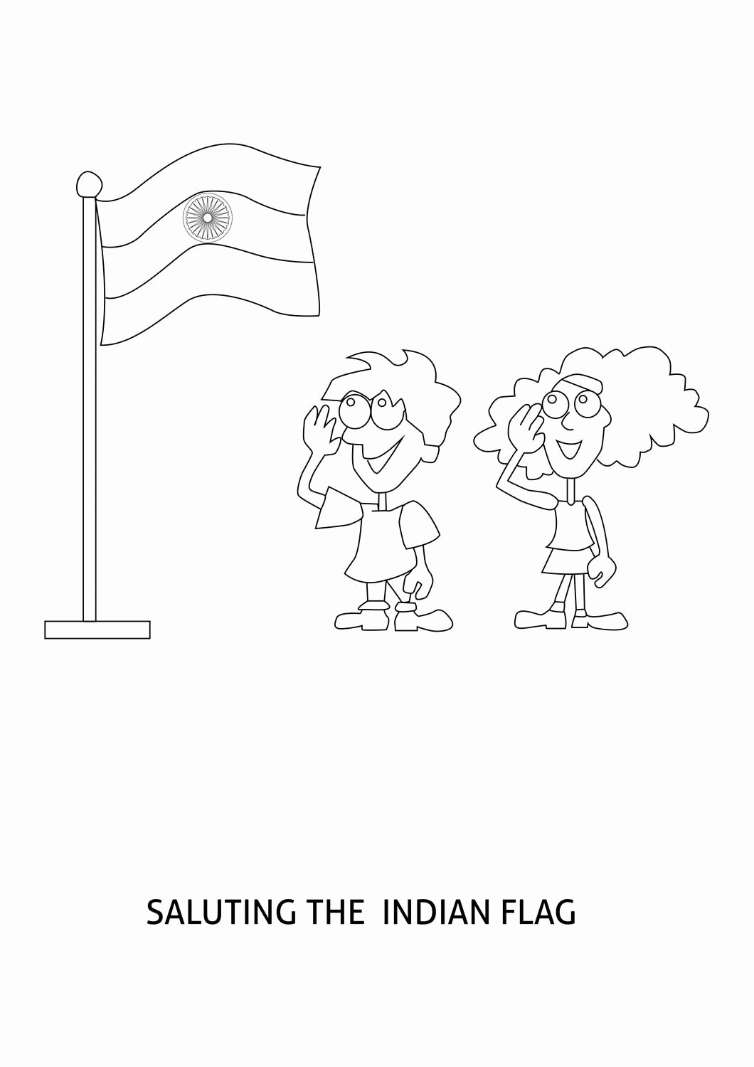 India Flag Coloring Page Inspirational Indian Flag Coloring Pages