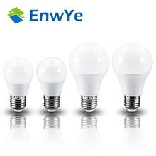Us 1 70 Enwye Led Lamp Smd 2835 Led E27 Light Bulb 4w 6w 9w 12w 220v Cold Warm White Led Spotlight Lamps Lampada Highlight Aliexpress Product