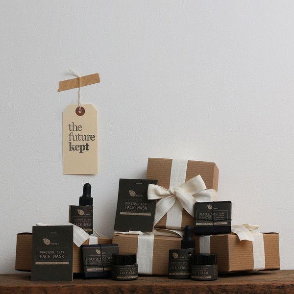 Ambre 100% Raw Plant Source Face Miniatures