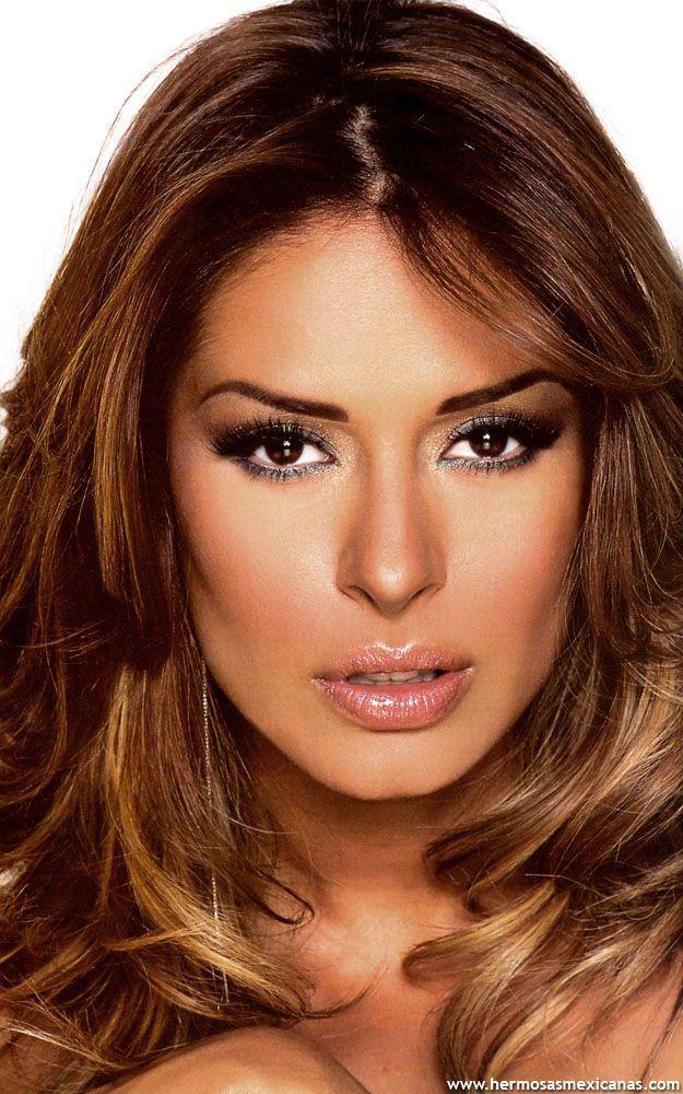 Galilea Montijo Beautiful Latina Actresses Beautiful Latina