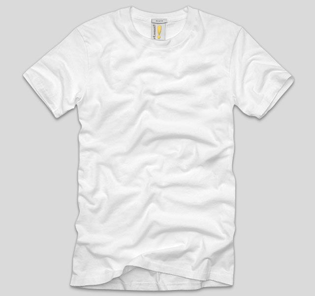 Download White Blank T Shirt Template Psd Free Download T Shirt Template T Shirt Design Template Shirt Template Blank T Shirts
