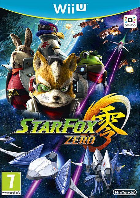 Star Fox Zero Wii U Pal Multi5 Mega Descargar Juegos