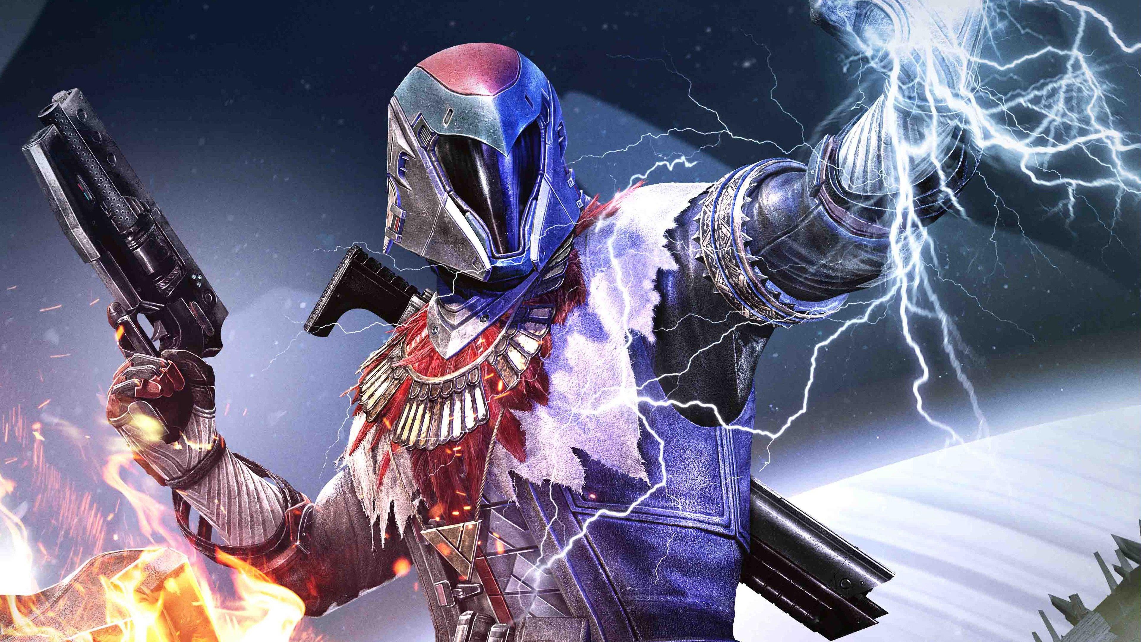 Destiny Taken King 4k Warlock Video Game Images