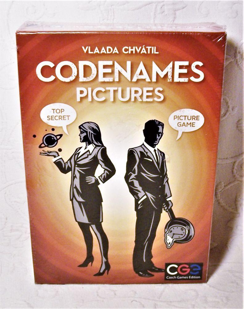 Vlaada Chvátil Codenames Pictures Top Secret Picture Game