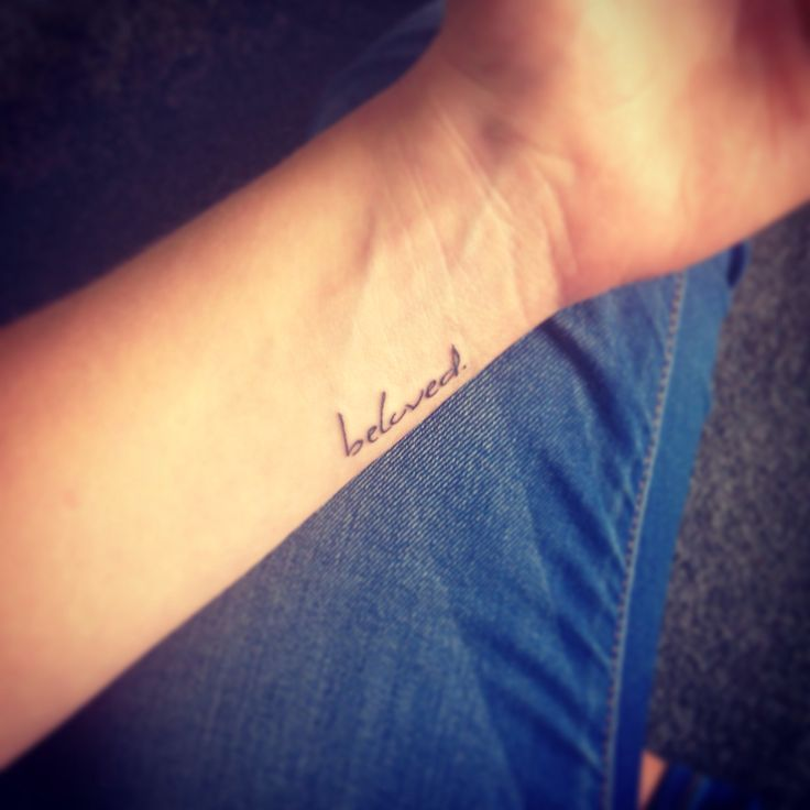 Rose Tattoos With Words Google Search: Beloved Tattoo - Google Search