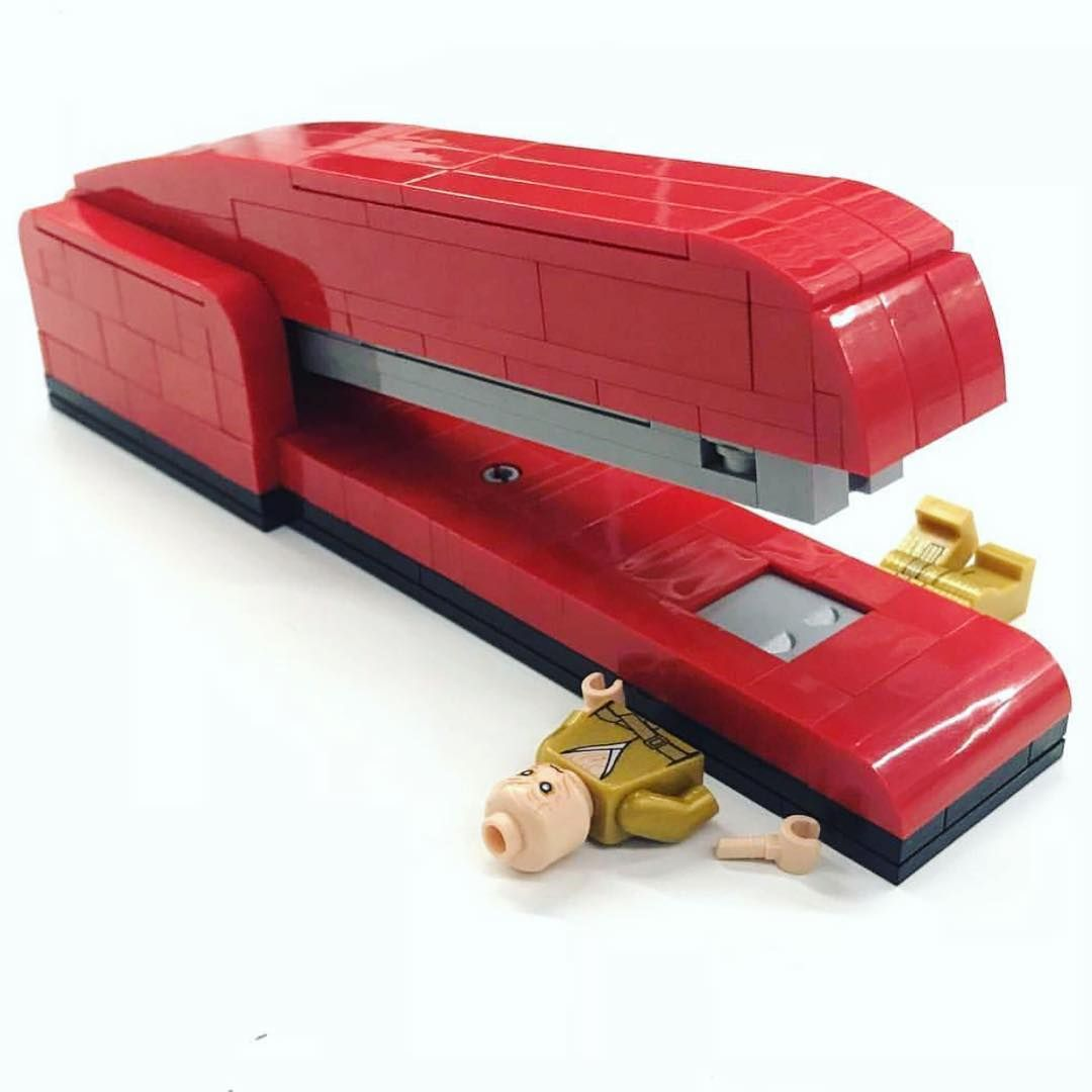 My Stapler This Is So Awesome Need To Build This One Asap