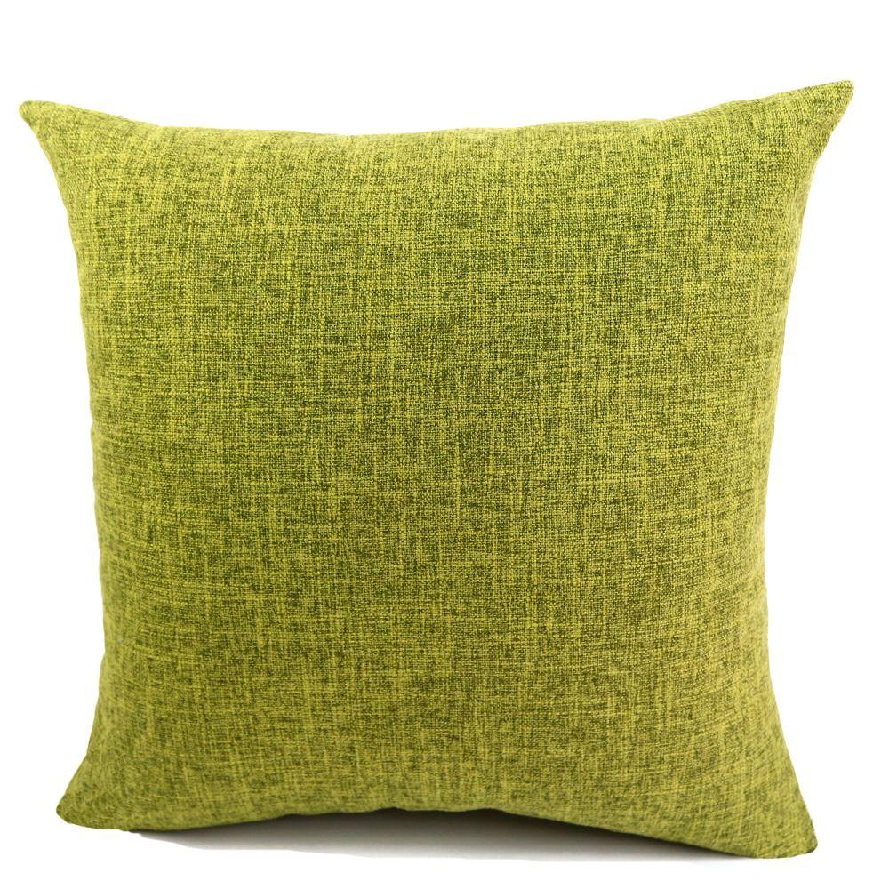 Decorative pillow case