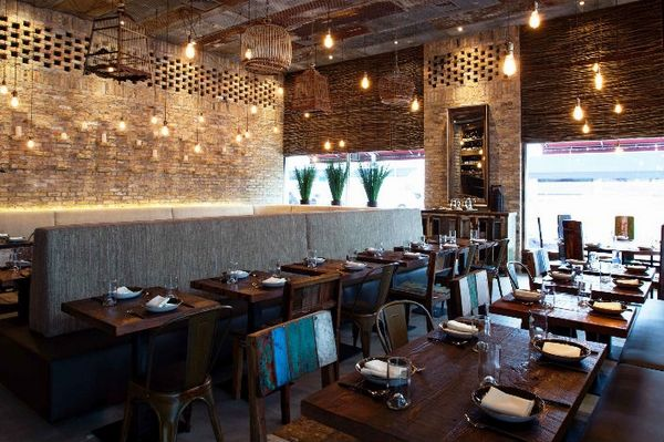 Commercial lighting fixtures ideas modern restaurant decorative commercial lighting fixtures ideas modern restaurant decorative lighting aloadofball Images
