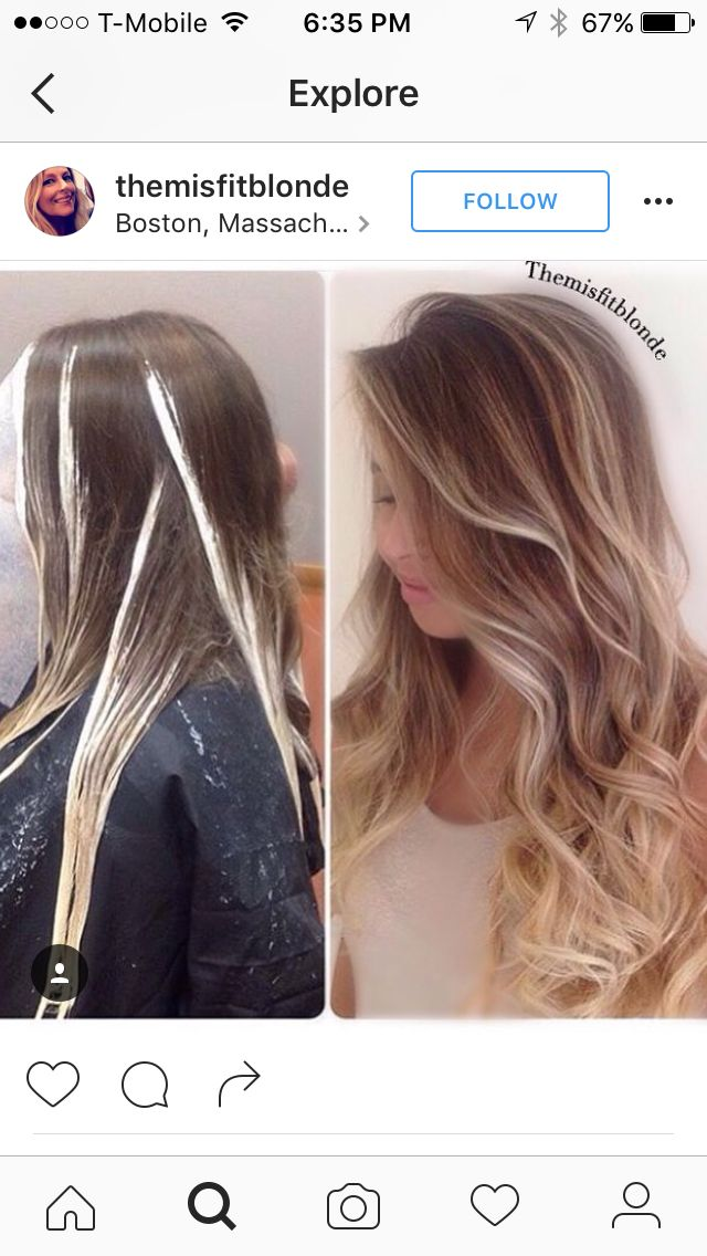 Pin by Hailey on hair | Pinterest | Balayage, Hair coloring and Hair ...