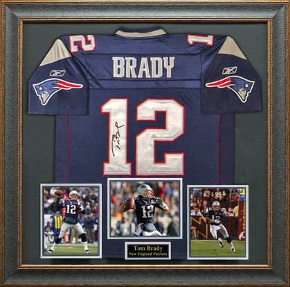 Tom Brady signed Officially licensed 09a021afd