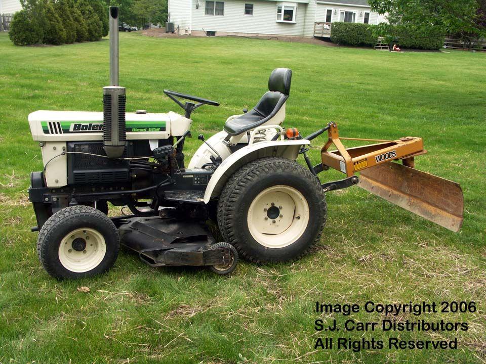 Bolens Tractor Attachments : Bolens again man stuff pinterest tractor and compact