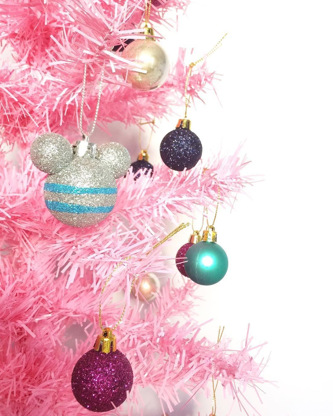 Pink Christmas Tree Ideas Popsugar Home Australia Christmas