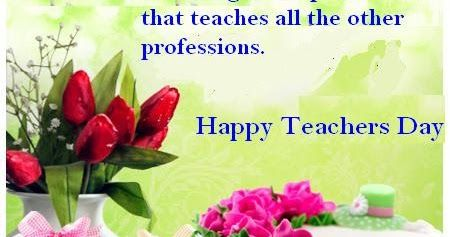 Quotation On Teachers Day In English