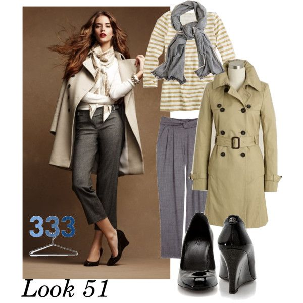 """""""Project 333/Fall Look 51"""" by jcrewchick on Polyvore"""