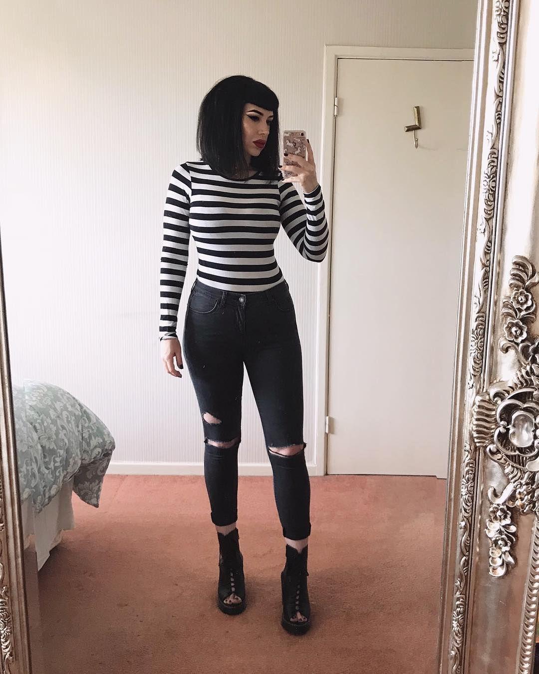 Robber Chic selfie mirrorselfie mirror outfit