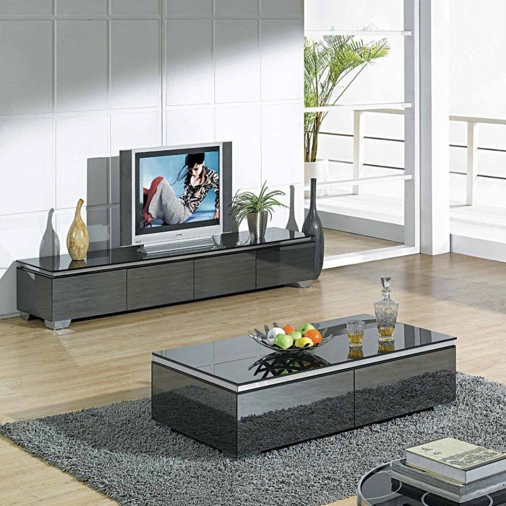 should coffee table and tv stand match