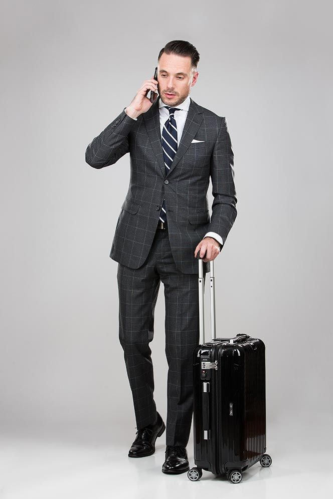 Rolling Carry On Best Travel Bags For Men Business Attire Mens