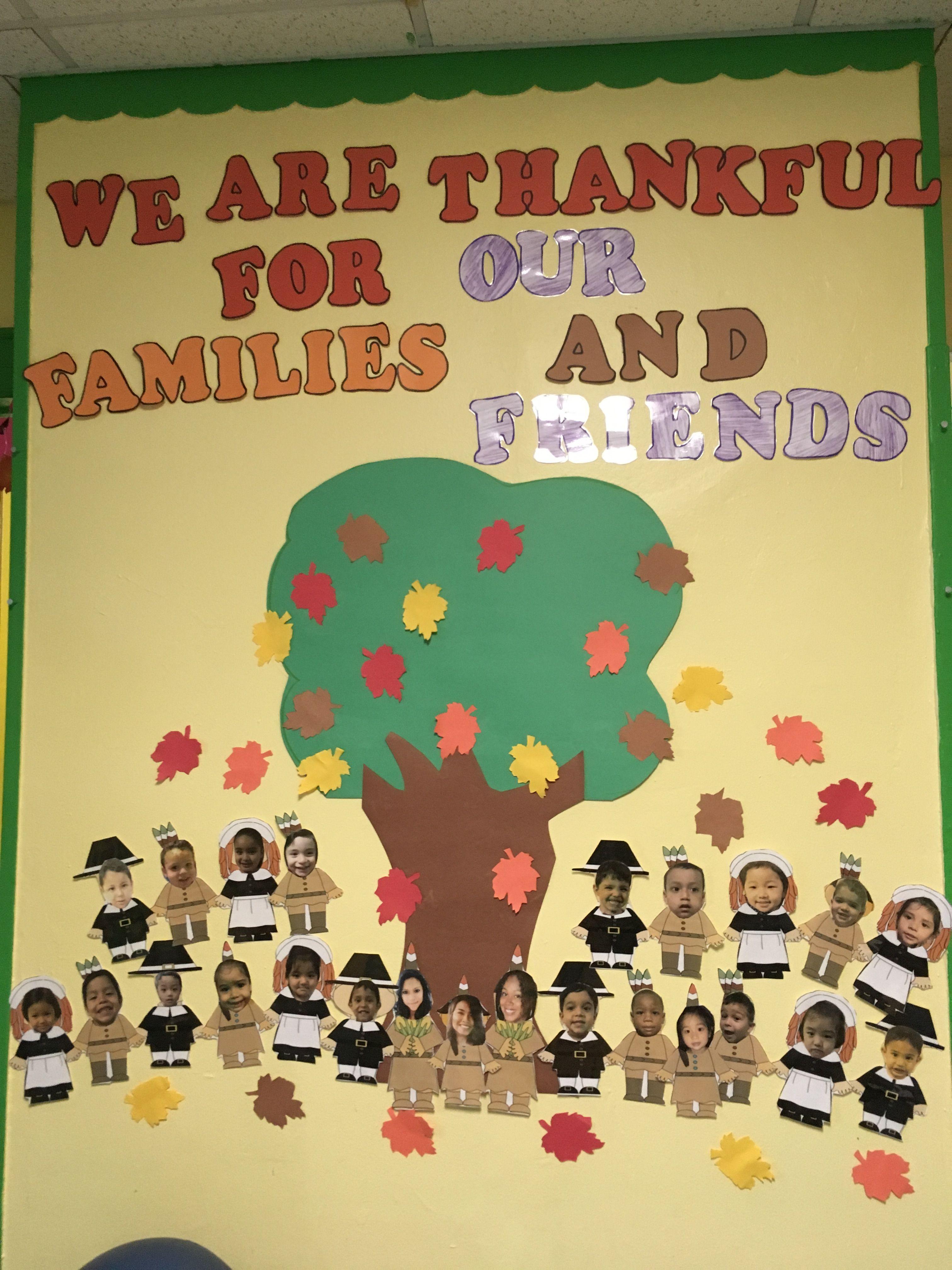 Thanksgiving Board Thanksgiving Preschool Fall Pilgrims