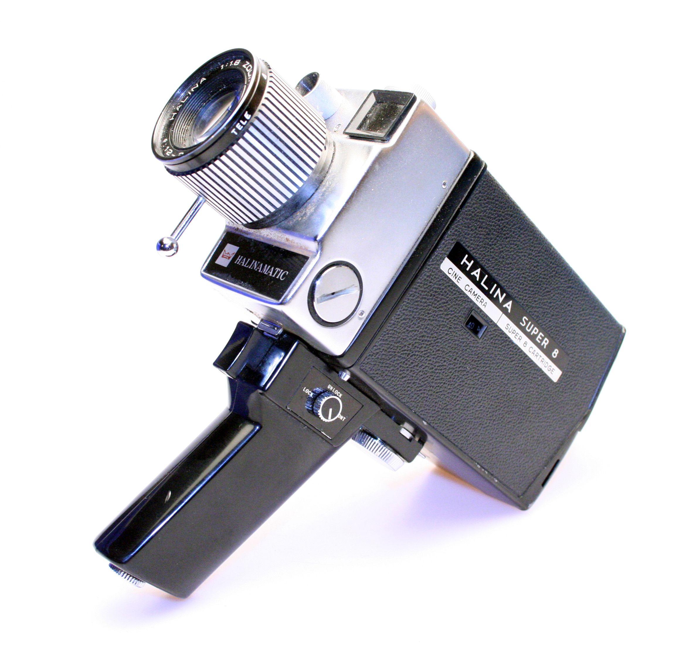8mm Halina Video Camera 2 By Eviln8 Deviantart Com On Deviantart