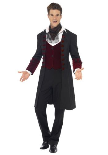 Sexy Gothic Vampire Costume Men Carnival Adult Deguisement Halloween Costumes Zombie Vampire Cosplay For Men Fancy Dress Women's Costumes