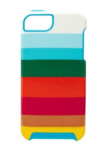 Trina Turk Echo Case for iPhone 5 Stripe by Trina Turk on @HauteLook