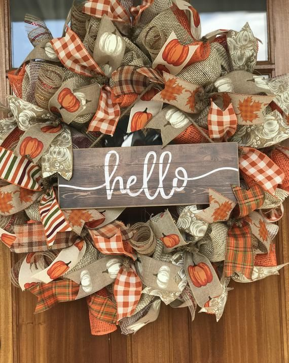 Beautifully handcrafted Fall and Christmas by Teal