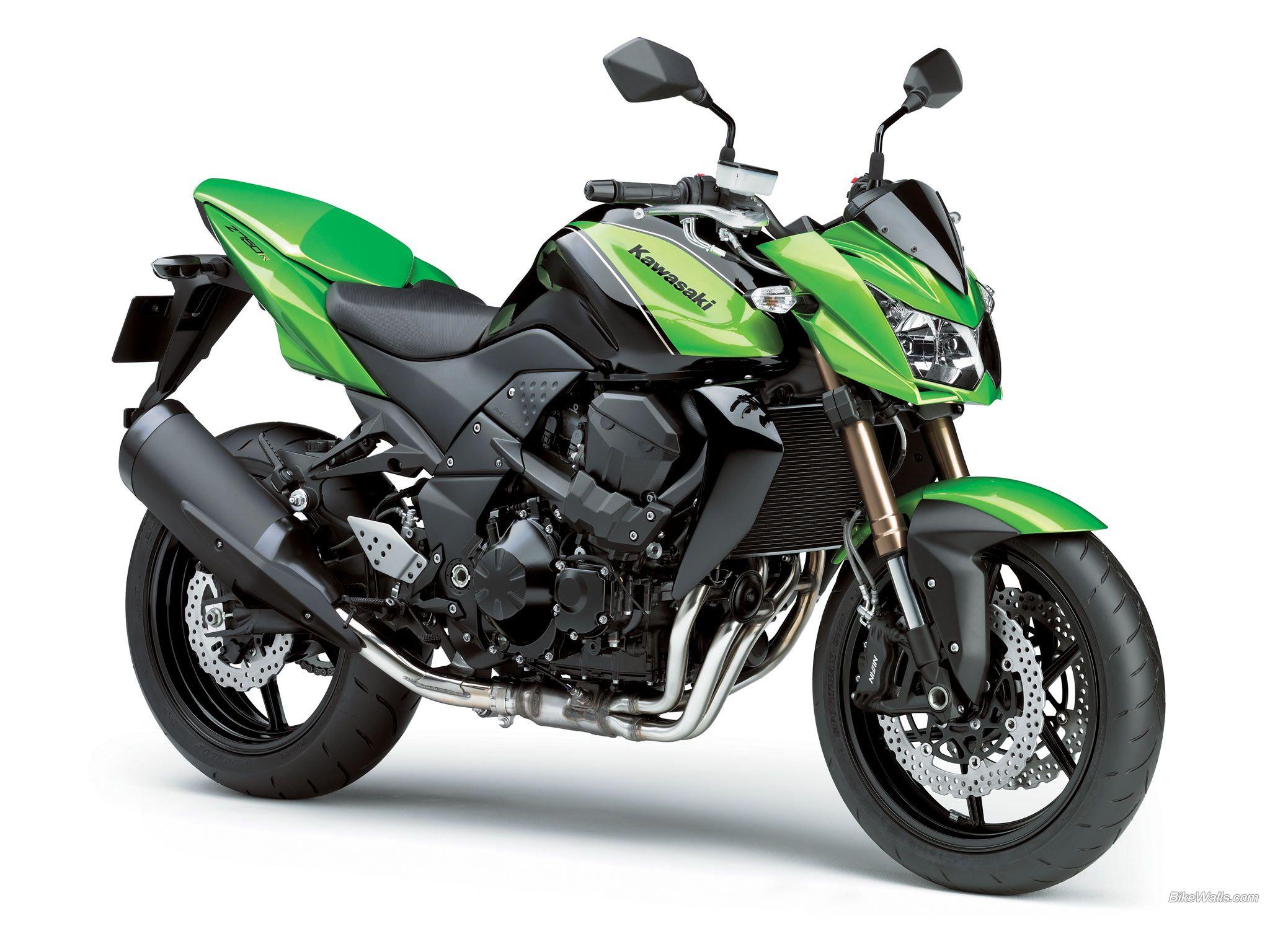 Kawasaki Z750R 1024 X 768 Wallpaper