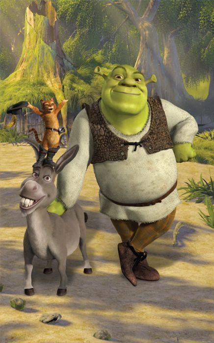Buy The Shrek Wallpaper Poster Mural At Allwallpapers