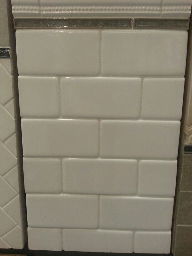 Sonoma tile Stellar collection 3x5 Many of the handmade tile places ...