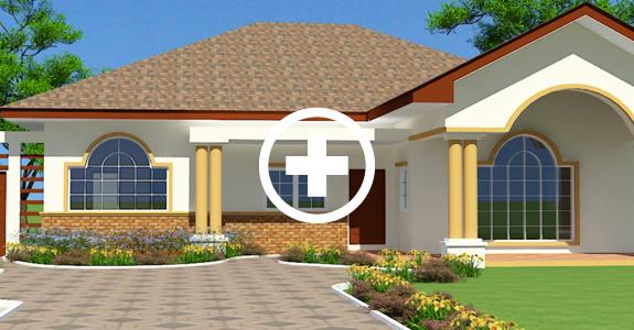 Family Home Plan Ophelia House Plan 2,997 USD