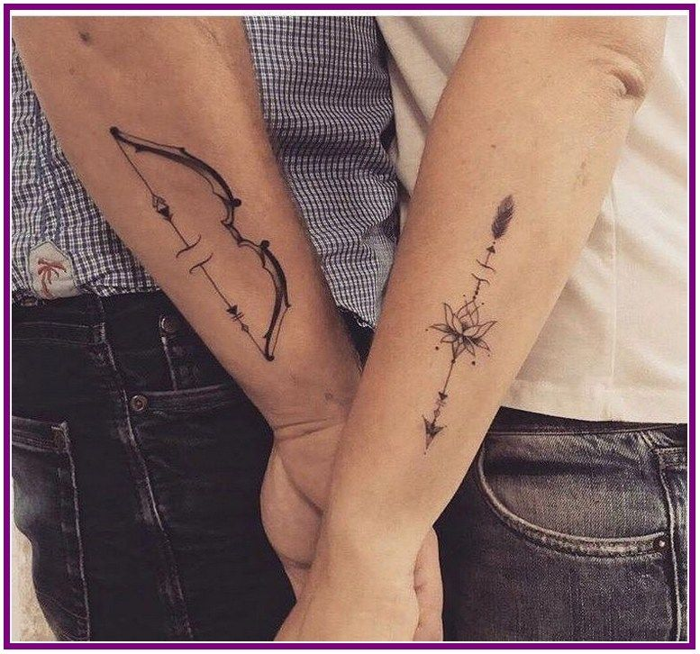 26 Lovely Couple Tattoo Designs Aoneperfume Matching Tattoos Couple Tattoos Unique Matching Couple Tattoos