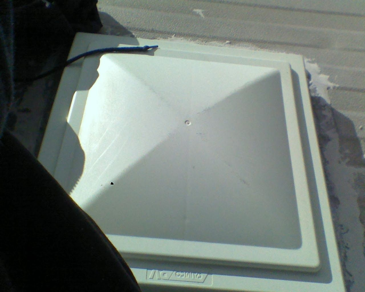 Fixing Leaks In Roof Air Vents On Trailers Or Rv S Part 1 The Seal Roof Air Vent Leaking Roof Mobile Home Roof