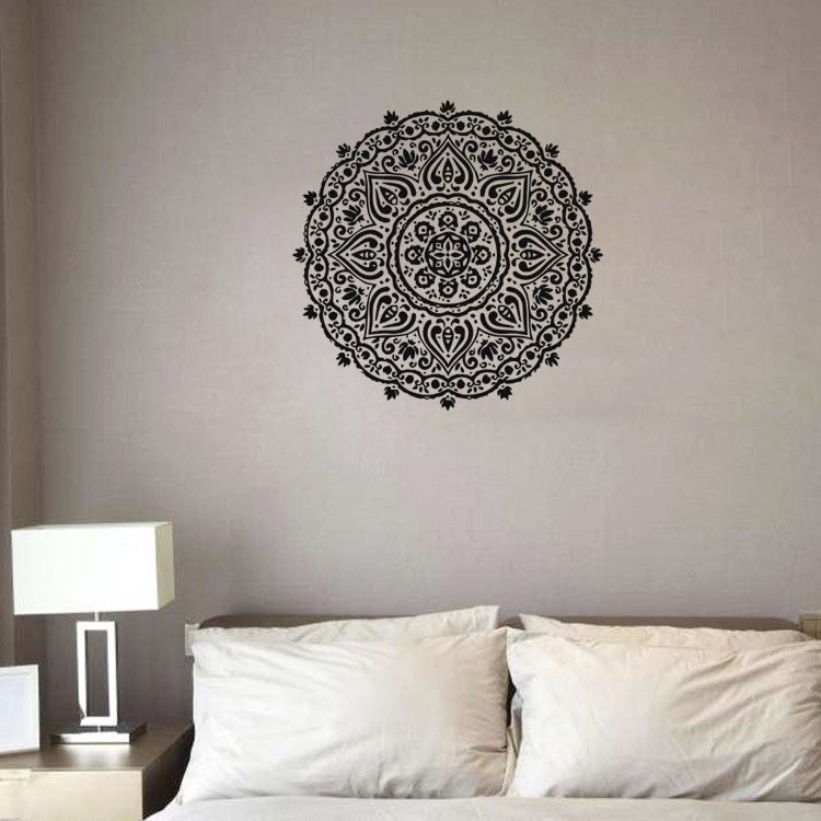 Best Creative Mandala Wall Sticker Stickers Decal