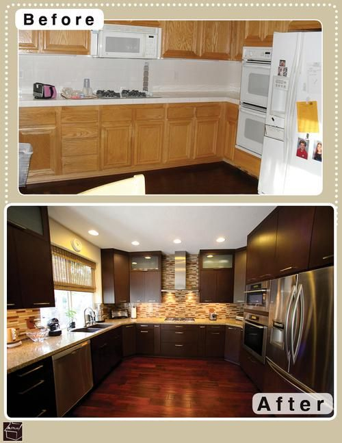 Replace or Reface Your Kitchen Cabinets: The Options and ...