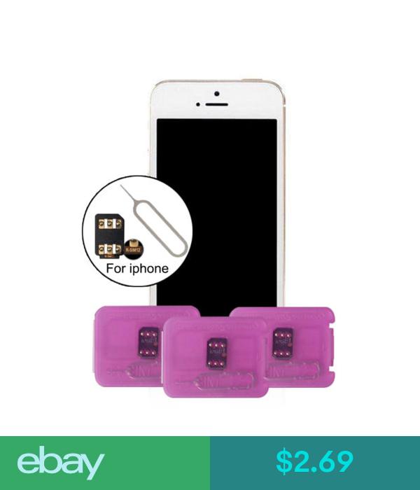 2 19 Lot 1 5 10pcs Rsim 12 Nano Unlock Card Fits Iphone 7 6 6s 5s 4g Ios10 11 Ebay Electronics Iphone Ebay Iphone 7