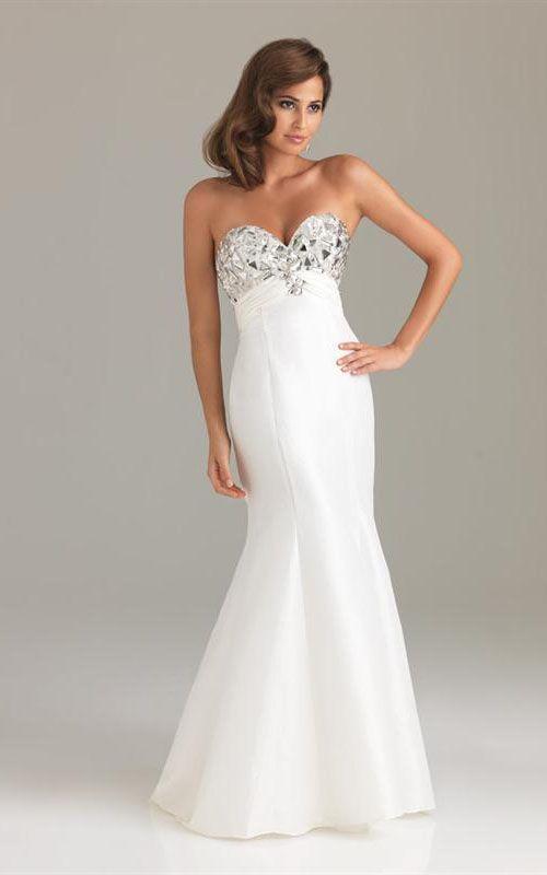hemsandsleeves.com cheap white dresses (25) #cutedresses | Dresses ...