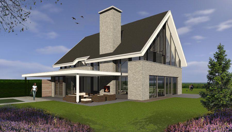 Modern herenhuis google zoeken landelijke woningen for Architect zoeken