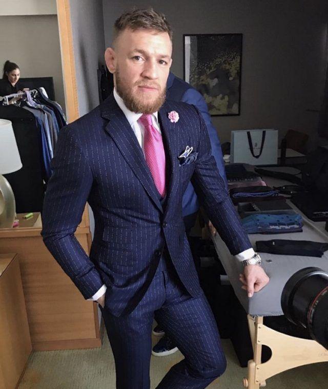 Costume Pour Hommes Designer Suits For Men Mens Fashion Suits Conor Mcgregor Suit
