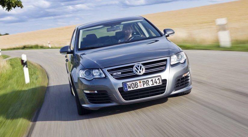 Volkswagen Passat B6 R36 Variant Vw Passat Car Rental Company Volkswagen