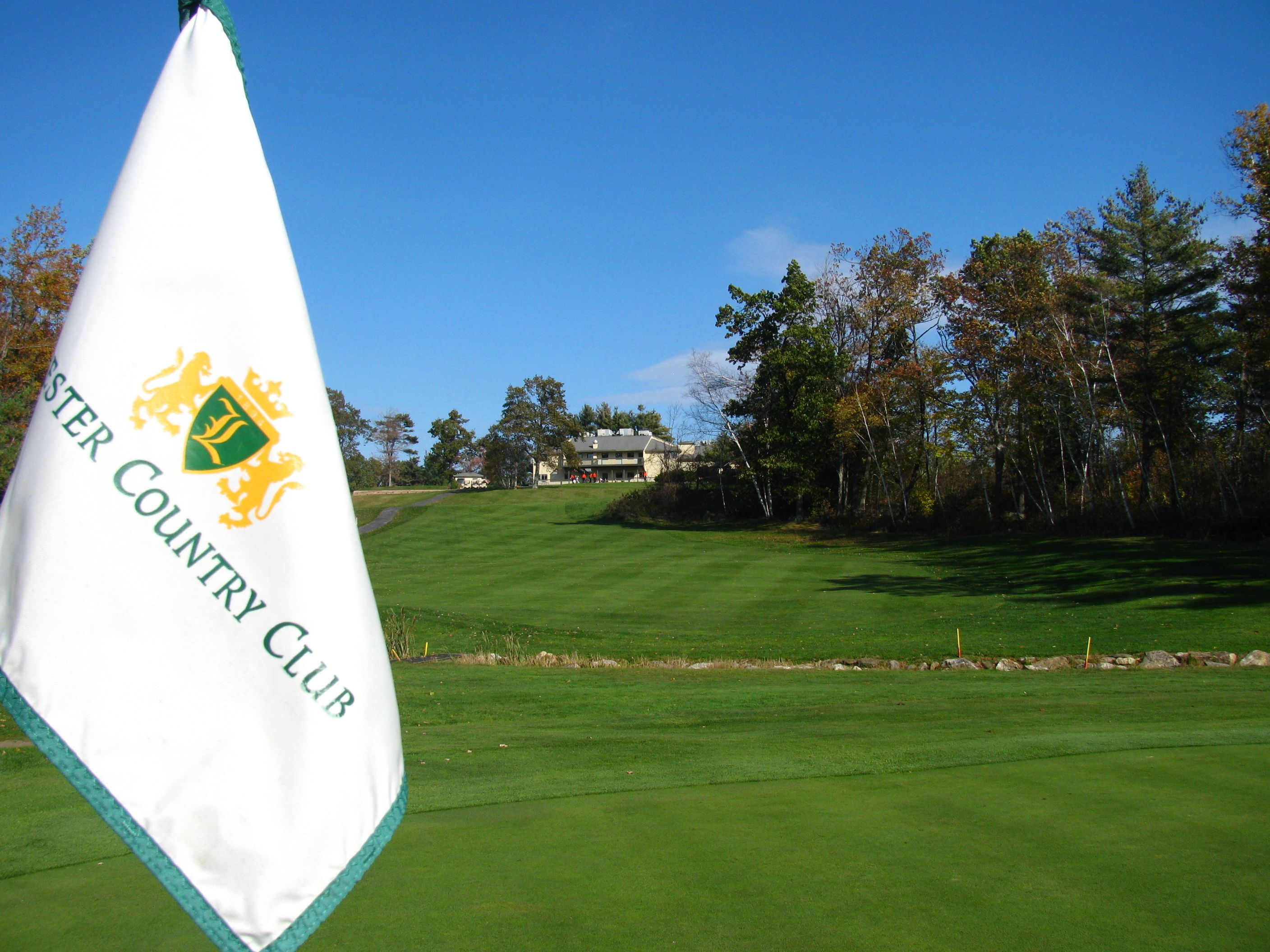 Wachusett Country Club West Boylston, Ma - Golf Courses Ive