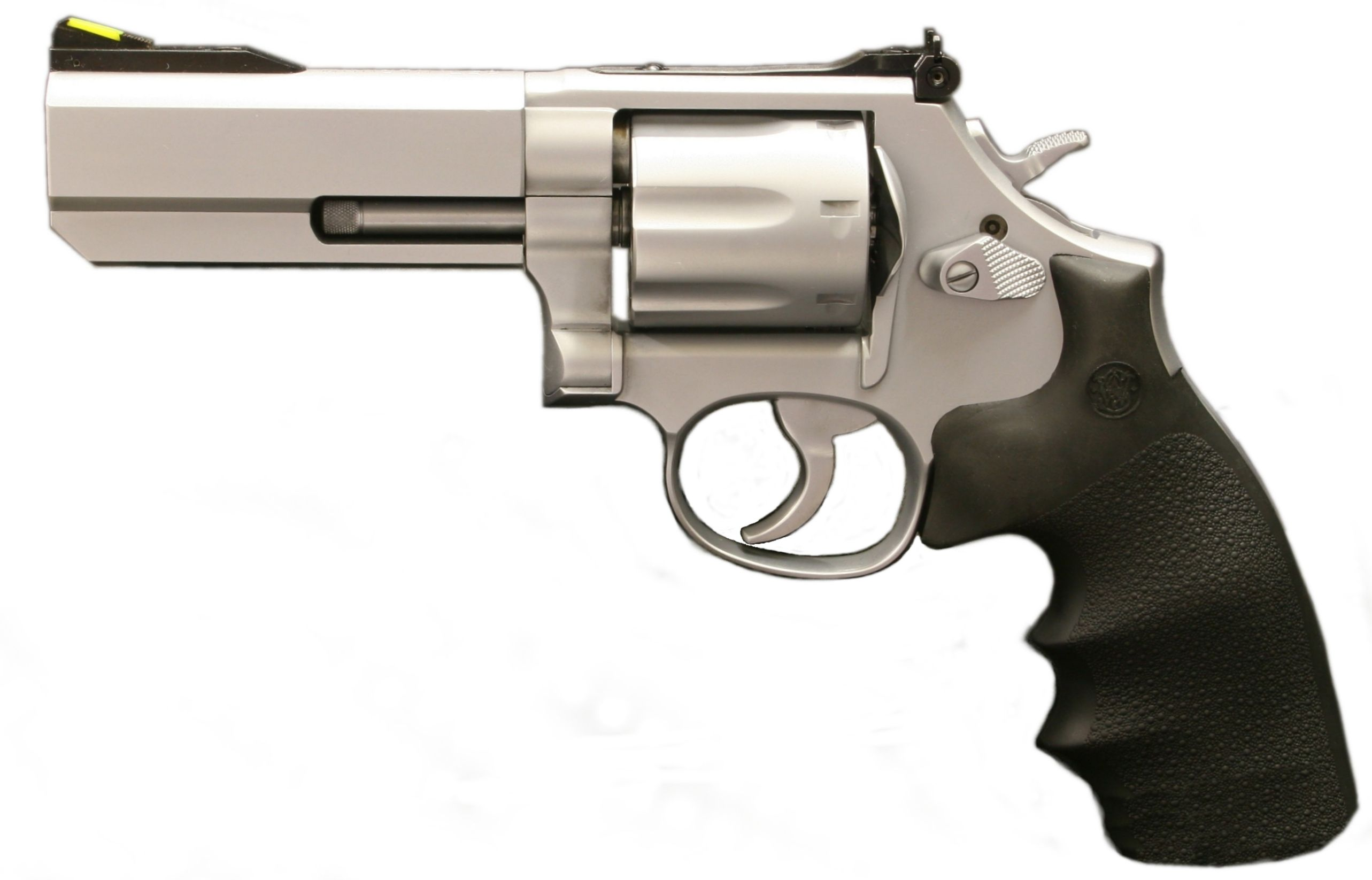 Custom Smith Wesson 686 357 Magnum Revolver Target Action Job Weigand Interchangeable
