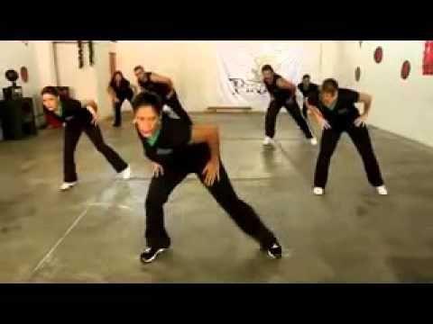 Aerobicos para adelgazar bailando musica moderna para
