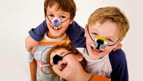 Cómo hacer hocicos con hueveras de cartón - Manualidades para niños - Juegos y fiestas - Guia del Niño
